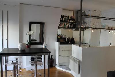 Appartement 2pièces sur Rennes