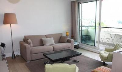 Calme appartement 2 pièces de 50 m²