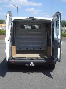 Renault Trafic 1.9L DCI
