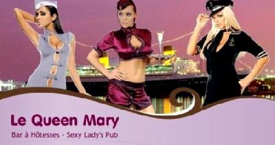 Le Queen Mary Lyon 6° recrute sa Barmaid