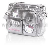 Sac a langer hello kitty