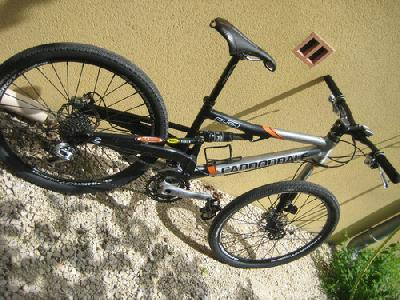 VTT Cannondale Rush Team Lefty