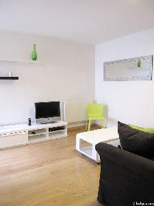 Appartement 1 chambre  -  40 m² au sol.  -  1er etage avec ascenseur 75-Paris