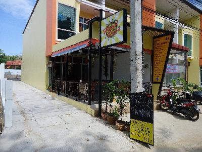 Restaurant Pizzeria Phuket Thailande