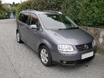 Volkswagen Touran 1.9 TDI 105 ch Highline 7 places