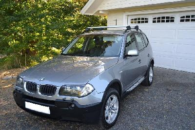 bmw x3 2005 ct diesiel petite annonce auto vente bmw x3. Black Bedroom Furniture Sets. Home Design Ideas