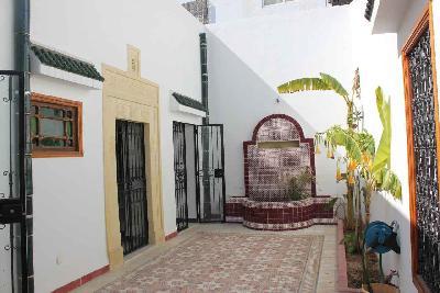 Dar Essaouira hammamet centre ville