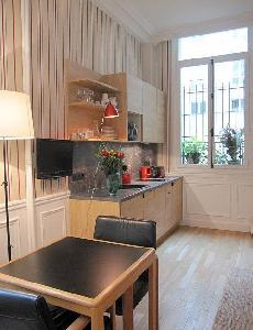 Joli appartement studio-23 m²