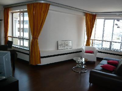 Appartement   F2meublé