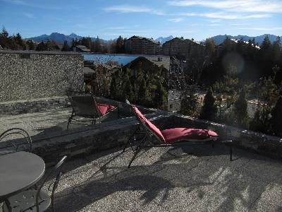 Vacances en Suisse à la montagne