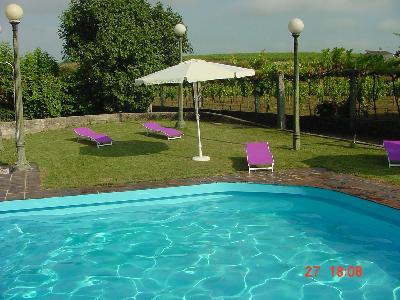 Maison principale de la propriété QUINTA DAS REGADAS avec piscine privé