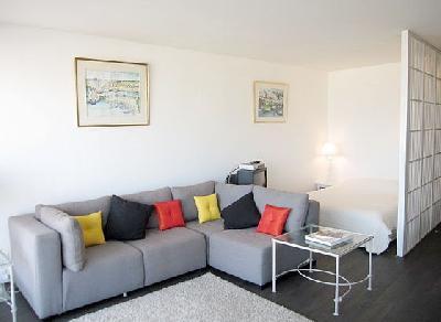 Appartement T1 à Paris 3ème
