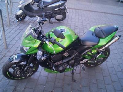 Kawasaki Z 750 ABS Monster Energy
