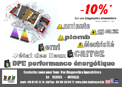 DIAGNOSTIC IMMOBILIER STRASBOURG