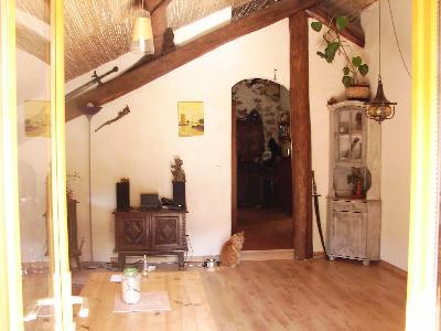 magnifique maison 120 m2 4800m2 jardin drôme provençale calme diois