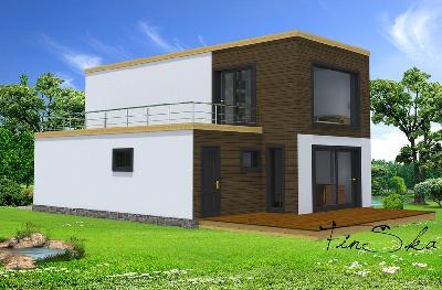 Maison ossature bois annonce immo vente maison classique - Probleme maison ossature bois ...