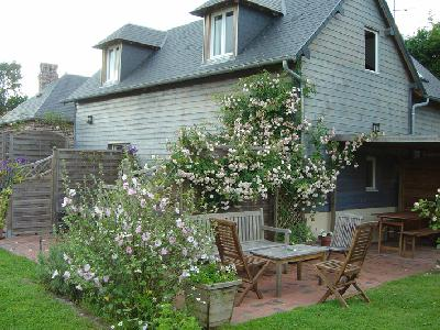 Rental holiday cottage in France, Normandy, cottage, B & B