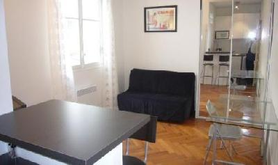 super appartement Studio à Paris 17ème.