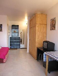 Studio meublé, 32 m² au sol paris 75014