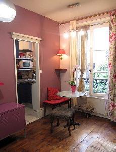 Appartement studio- 17 m² au sol 75017