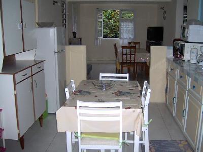 loue bas de villa Martinique