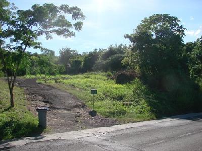 Terrain de 679 m² aux Trois Ilets, Anse Mitan.