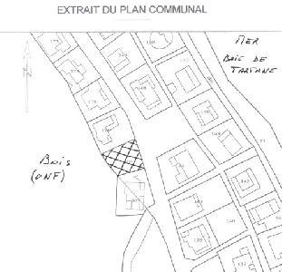 Terrain constructible de 298 m² surplombant la baie de Tartane, La Trinité