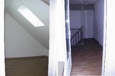Apt F3 - 80 m² - 8 pièces - Duplex + terrasse