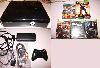 Photo petite annonce Console Xbox 360 Slim (Dernier Modèle)- 250 Go Noir Brillant (PAL)