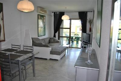 Costa del Sol appartement a l annee