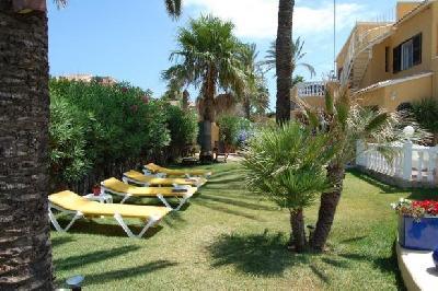 Villa en première ligne de plage à Els Poblets