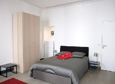 Studio meuble à Aubervilliers