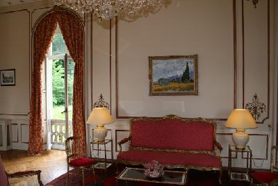 Luxueux chateau