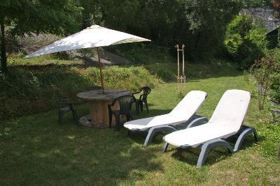 Gites, avec piscine privée couverte chauffée en Périgord, Dordogne
