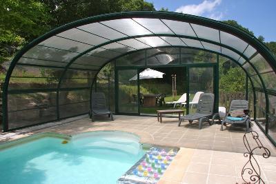Gites, avec piscine privée  en Périgord, Dordogne
