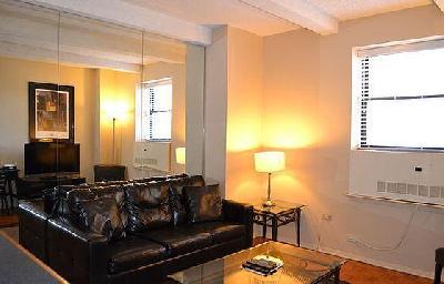 appartement de 2 pièces meublé