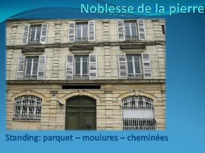 ECHANGE IMMEUBLE PdeT contre Appart ou locaux commerciaux Paris Nancy