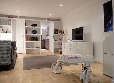 Beau Studio meublée à Paris 16eme