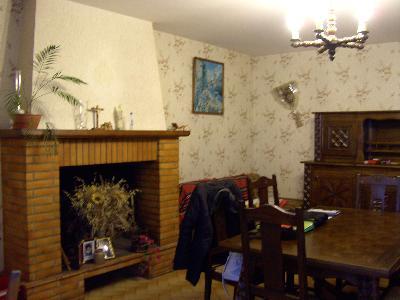 Maison dans village