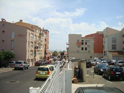 Location Cap d'Agde appartement 4 couchages