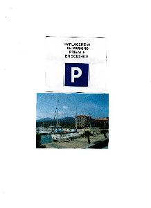URGENT 1 PLACE DE PARKING EN SOUS SOL A PORT ARGELES