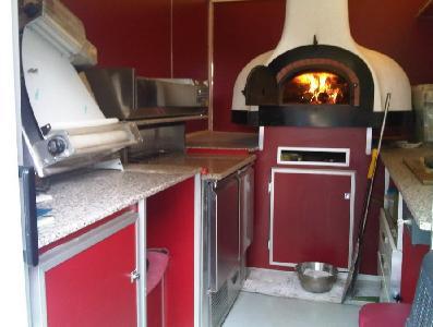 Camion pizza en bonne tat petite annonce auto vente renault master - Decoration interieur camion ...