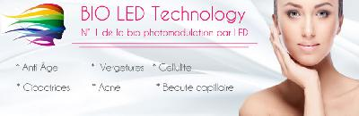 Lampe LED Photomodulation esthétique BIO LED®