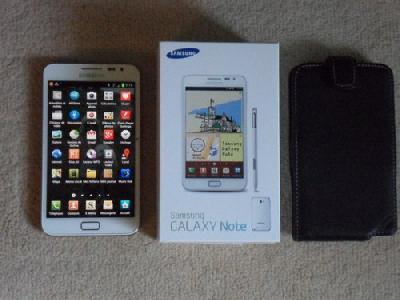 Samsung Galaxy NOTE BLANC comme neuf