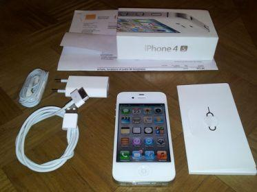 Apple Iphone 4S 32 Go Blanc