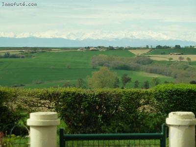 Maison de village 123 m² sud Toulouse