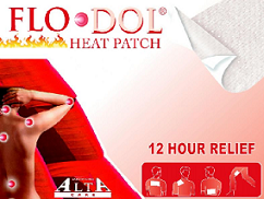 Flodol Heat Patch