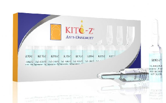 Keto-Z Ampoules Anti-Pelliculaires