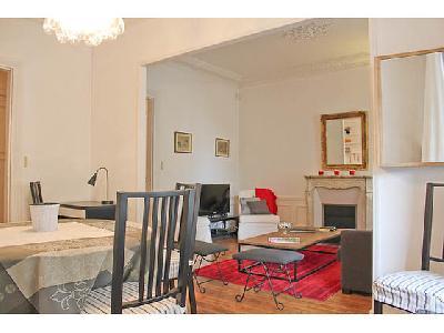 Appartement meublé de 75m² au 1er étage