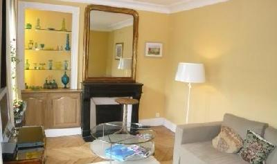 Bel Appartement de 3 pièces, 1 chambre à Paris 7ème